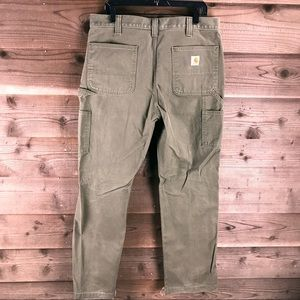 Carhartt Relaxed Fit Carpenter's Pants Sz 36 x 34